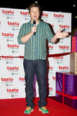 Jamie Oliver, Gennaro Contaldo, Taste, Christmas and Excel London Exhibition Centre