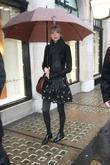 Taylor Swift  out and about in central...