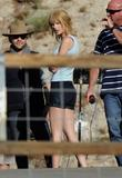 Singer Taylor Swift, Reeve Carney, I Knew You Were, Trouble, Palmdale