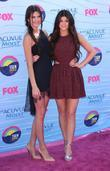 Kendall Jenner, Kylie Jenner and Gibson Amphitheatre
