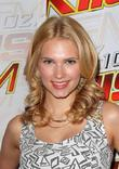 Claudia Lee KIIS 102.7 Teen Choice Awards Lounge...
