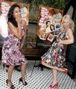 Rosario Dawson and Ari Graynor