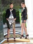 1st Option models Rochelle McIntyre and Naoise Tan...