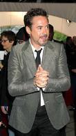 Robert Downey Jr, Tracy Pollan and Tribeca Film Festival
