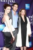 Bitsie Tulloch, Marguerite Moreau and Tribeca Film Festival
