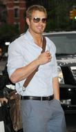 Kellan Lutz leaving the 2012 Tribeca Film Festival...