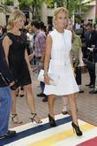 Celine Rattray and Trudie Styler