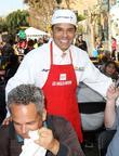 Los Angeles Mayor Antonio and Villaraigosa