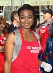 Tatyana Ali and Los Angeles Mission