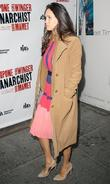 Jessica Ciencin Henriquez,  at the Broadway opening...