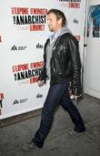 Josh Lucas,  at the Broadway opening night...