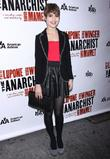 Sami Gayle, Bluebloods, Broadway, The Anarchist, Golden Theatre and Arrivals. New York City