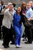 Mila Kunis, Robin Williams, The Angriest Man, Brooklyn and Dumbo