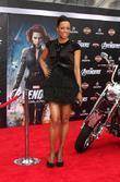 Aisha Tyler  World Premiere of The Avengers...