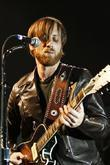 Dan Auerbach  The Black Keys performing live...
