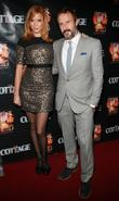 Kristen Dalton and David Arquette