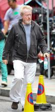 Ridley Scott and Brad Pitt