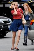 Jessica Chastain and Jess Weixler