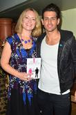 Jean Smith and Ollie Locke