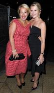 Katy Kavanagh and Jane Danson