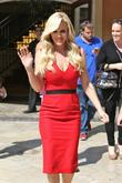 Jenny McCarthy, Extra and The Grove