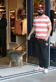 Brett Gelman Out Shopping At The...