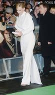 Cate Blanchett, An, The Hobbit, Odeon, Leicester Square, London and England
