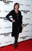 Allison Janney  The opening of Michael Jackson's...