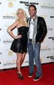Holly Madison, Josh Strickland  The opening of...