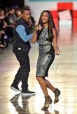 Alesha Dixon and Ashley Walters