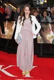 Rosie Fortescue 'The Lucky One' UK film premiere...