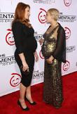 Amanda Righetti and Samaire Armstrong CBS celebrates 100...