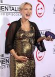 Samaire Armstrong CBS celebrates 100 episodes of 'The...