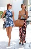 Una Healy, Rochelle Humes and Rochelle Wiseman