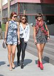 Una Healy, Rochelle Humes, Rochelle Wiseman, Frankie Sandford