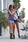 Frankie Sandford and Una Healy