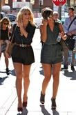 Mollie King, Frankie Sandford