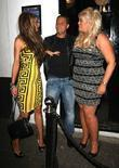 Adam Brooks, Chloe Sims and Gemma Collins
