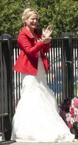 Amy Poehler filming their new movie 'They Came...