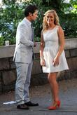 Amy Poehler and Paul Rudd