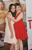 Aubrey Plaza, Lena Dunham and Grauman's Chinese Theatre
