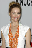 Leslie Mann and Grauman's Chinese Theatre
