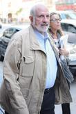 brian de palma leaving the variety gift lounge at h