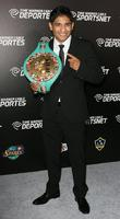 Abner Mares,  the Time Warner Cable Sports...