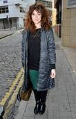 Aoibhinn McGinnity Celebrities at the Today FM studios...