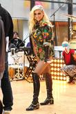 Kesha, City, Toyota Thanksgiving Concert Series, Today and Rockefeller Center New York