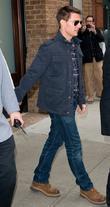 Tom Cruise and Manhattan Hotel