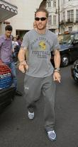 Tom Hardy, Dorchester Hotel