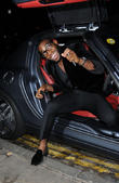 Tinie Tempah, Mercedes-Benz, London Collections, Tommy Hilfiger, Esquire and The Zetter Townhouse