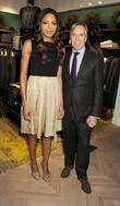 Naomie Harris and Tommy Hilfiger